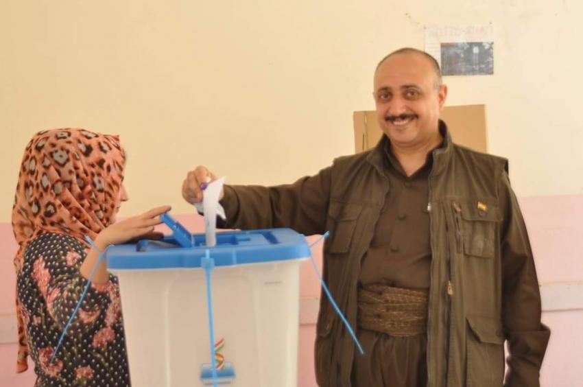 ریفراندۆم پەیامی گەلی کوردستان بوو بۆ جیهان، کەوا گەلی کوردستان ژێردەستەیی رەتدەکاتەوەو سەربەخۆیی کوردستان دەخوازێت....... غەفوور مەخمووری
